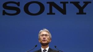 Sony macht Rekordgewinn – und tauscht den Chef aus