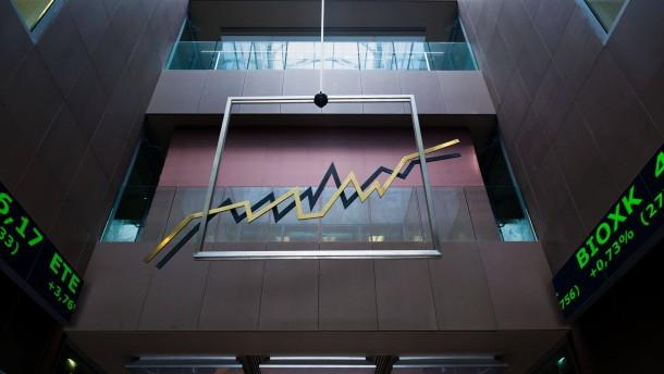 Athen bereitet Märkte auf Schuldenrückkauf vor