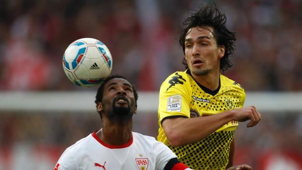 Stuttgart auf Augenhöhe mit dem Meister