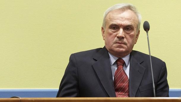 Den Haag spricht serbische Sicherheitschefs frei