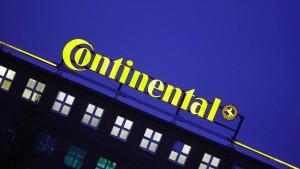 Continental kehrt wie erwartet in den Dax zurück