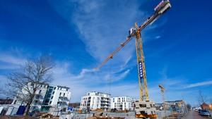 Bauindustrie gegen Mietpreisbremse