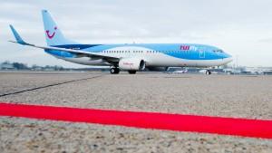 TUIfly-Flugzeuge sollen Sonntag wieder starten
