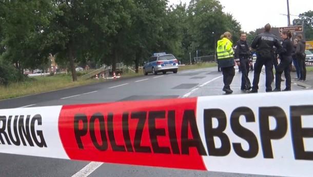 23 Jahre alter Mann stirbt nach Beinschuss bei Polizeieinsatz
