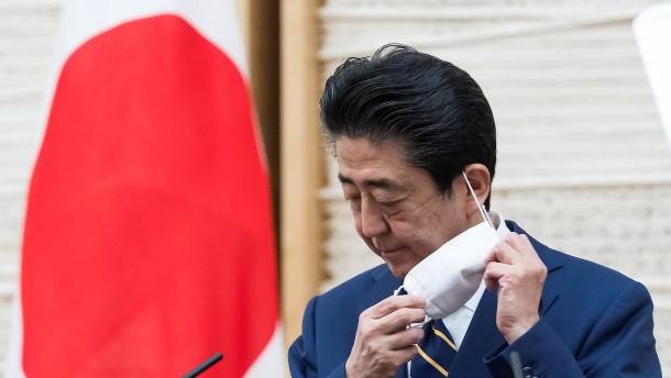 Japan ruft den Coronavirus-Notstand aus
