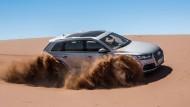 Audi Q7 vor der Serienreife