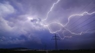 Unwetter fegen über Deutschland