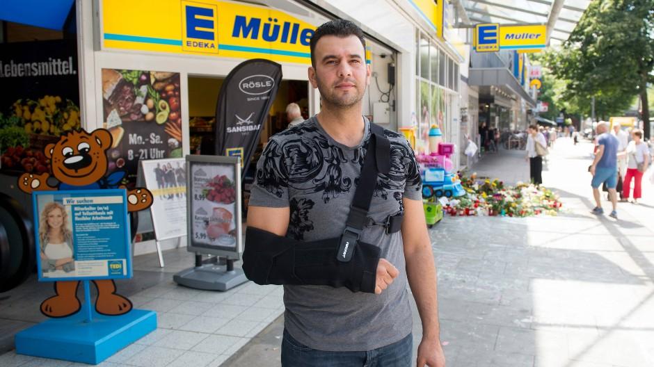 Preis für Verfolger des Hamburger Attentäters