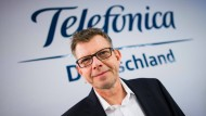 Thorsten Dirks führt Telefónica Deutschland und E-Plus zusammen.