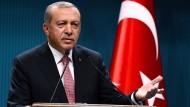 Erdogan kündigt Rücknahme von Beleidigungsklagen an