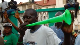 Opposition feiert Wahlsieg