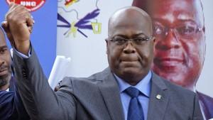 Neuer Präsident im Kongo bestätigt