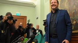 Zentralbankgold führt Italiens Politiker in Versuchung