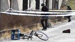 Ein Toter nach Explosion vor Stockholmer U-Bahn