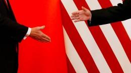 Amerika und China sprechen wieder über Handel