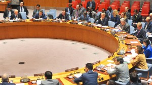 Russland weist Schuld an geplatzter UN-Erklärung zurück