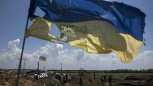 Ukraine kurz vor dem Schuldenschnitt