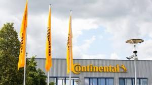 Automobilzulieferer Continental wird bestreikt
