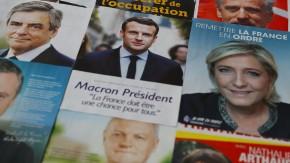Wen schickt Frankreich in die Stichwahl?