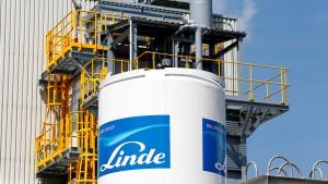 Widerstand gegen Fusion von Linde und Praxair wächst