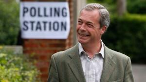 Triumph für britische Anti-Europa-Partei