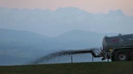 Bauern verbitten sich pauschale Rügen wegen Nitrat in Brunnen