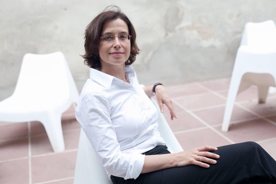 Cornelia Koppetsch ist Professorin für Soziologie an der TU Darmstadt.