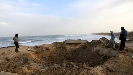 Israel reagiert auf Raketenangriff