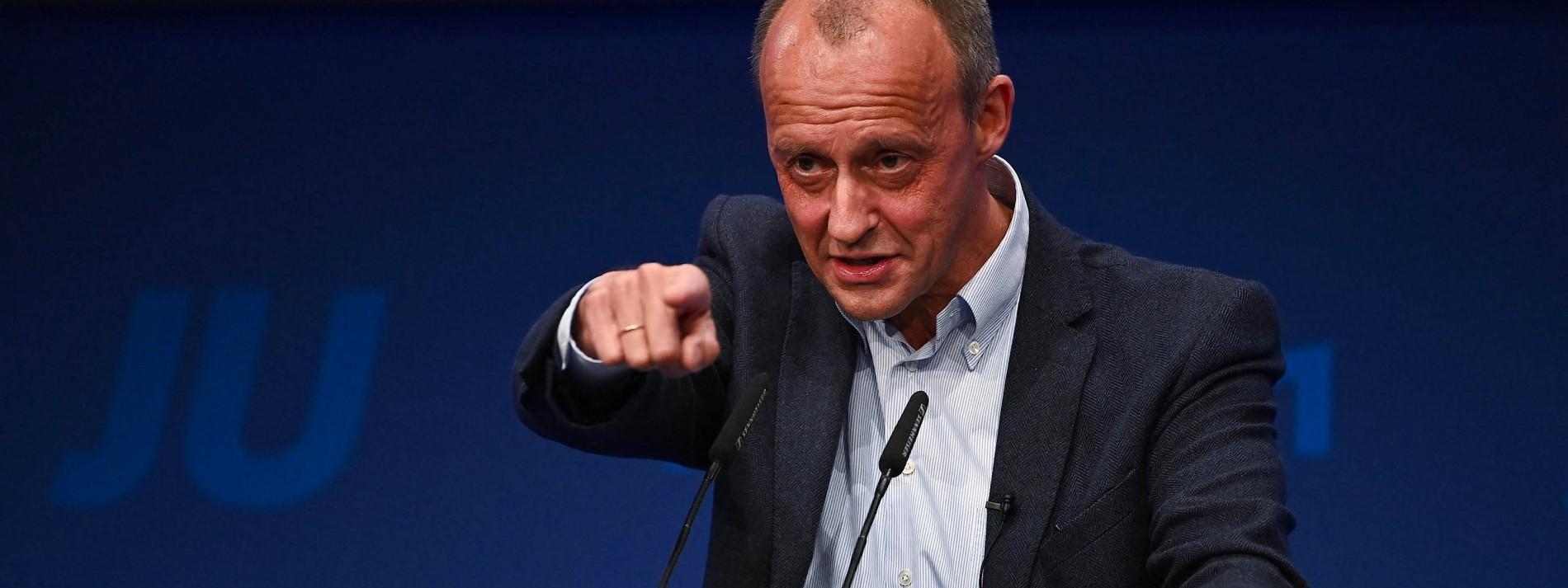 """""""Union ist insolvenzgefährdeter, politischer Sanierungsfall"""""""
