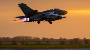Briten bombardieren IS-Ziele in Syrien