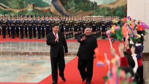 Xi sieht historische Chance für Einigung in Korea