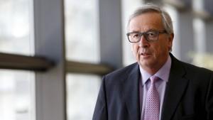 Juncker lässt Tsipras abblitzen