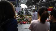 Gedenkstätte am Frankfurter Hauptbahnhof