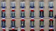 Frankreich gedenkt der Terroropfer