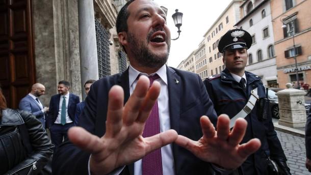 """""""Das Zentrum der populistischen Bewegung hat sich nach Rom verlagert"""""""