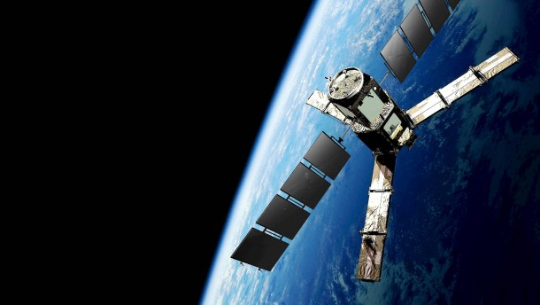 Stau im Weltraum