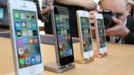 Apple verkauft erstmals weniger iPhones