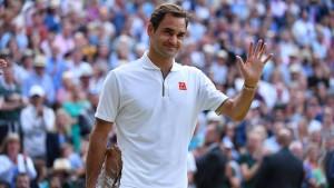 Wie Roger Federer zum erfolgreichen Unternehmer wurde