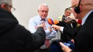 Der stellvertretende Bundesvorsitzende der FDP Wolfgang Kubicki am Dienstag in Mannheim