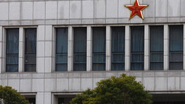 Amerika und China im Cyberkrieg