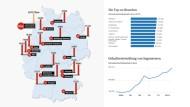 Das verdienen Ingenieure in Deutschland