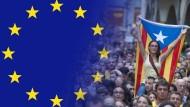 Unabhängigkeits-Bewegungen in Europa