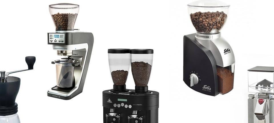 Kaffeemühlen  Kaffeemühlen im Test: So gelingt Ihr Kaffee richtig
