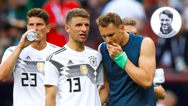 Ich bleibe dabei: Deutschland kommt ins Achtelfinale
