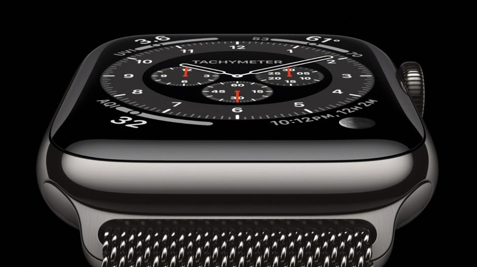 Die neue Apple Watch Series 6