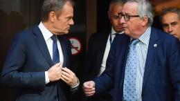 Genug Platz in der Hölle für britische Abgeordnete