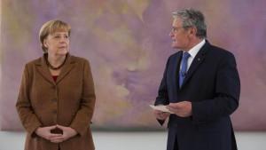 Union trifft SPD am Freitag zu Sondierungsgespräch