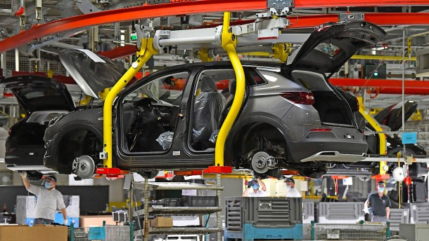 Opels Entwicklung zeigt wieder deutlich nach oben