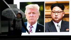 """""""Keine Schwäche von Kim Jong-un"""""""