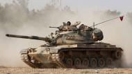 Türkei startet Großeinsatz gegen den IS